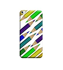 Ebby Premium Printed Back Case Cover With Full protection For Apple iphone 5C (Designer Case)
