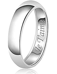 Bracelet homme grave je t aime