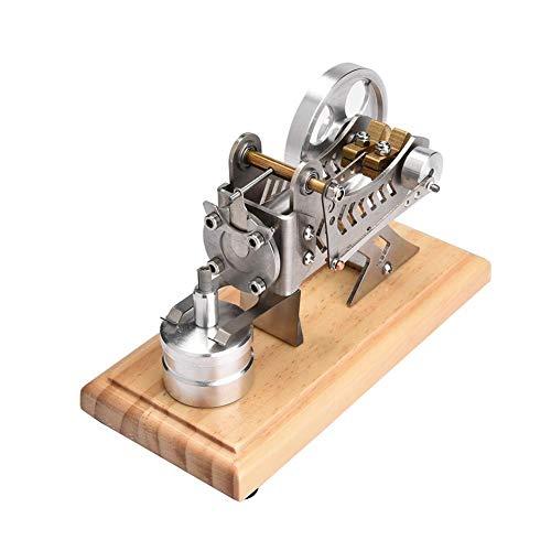 NITRIP LED-Luft-Stirling-Motor-festes Metallbau-lustiges Bildungs-Elektrizitäts-Stromerzeuger-Modell