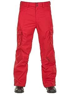 O'Neill Exalt Pantalon de ski homme XS Rouge vif