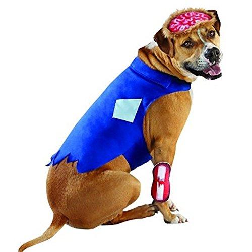 Targ Zombie Hunde Halloween Fasching Karneval Kostüm für Kleine Hunde