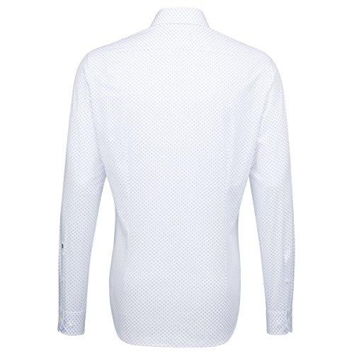 Seidensticker Herren Businesshemd Tailored Weiß