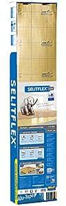 Selitflex Parkett- und Laminatunterlage 1.6 mm, 2 in 1