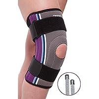 Kniebandage, Kniestütze aus offenporigem Neopren mit zwei Klettverschlüssen preisvergleich bei billige-tabletten.eu