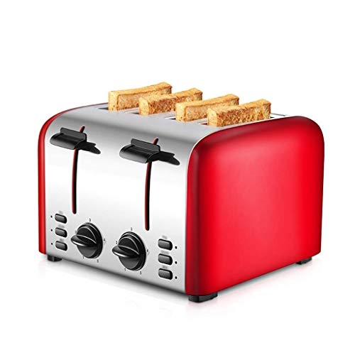 QSJNN Toaster Kommerziellen Vollautomatischen Toast Frühstück Toaster