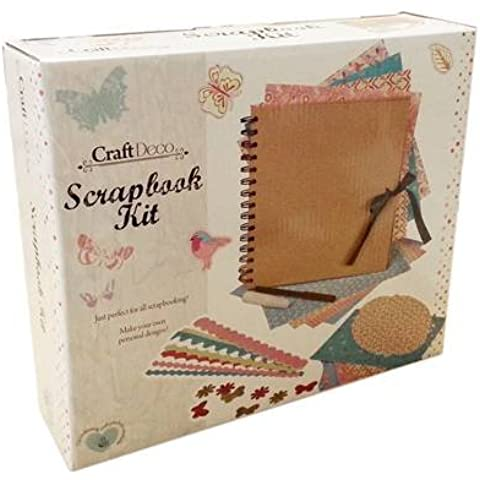 Craft Deco Scrapbook Kit
