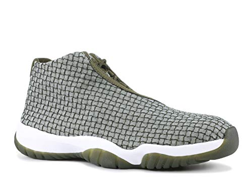 new concept 0899d e450e Nike Air Jordan Future Hombre Hi Top Basketball Trainers 656503 Sneakers  Zapatos (UK 7 US