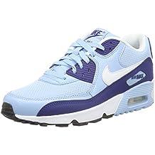 Nike Air Max 90 Mesh (Gs), Zapatillas de Running Mujer