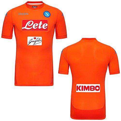 Kappa - Jerseys - Kombat Race 2018 Nápoles - Orange - XXL
