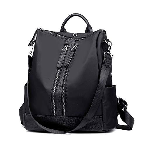 Zaino Donna Borse a Zainetto Borse a Spalla in Nylon Zaino alla Moda con Tracolla Casuale Daypack Borse a Mano Backpack Daypack...