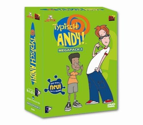 Typisch Andy - Megapack 1, 2. Staffel, Episoden 27-35 [3 DVDs]