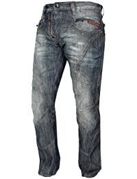 Cipo & Baxx Herren Straight Leg Jeans C-0751