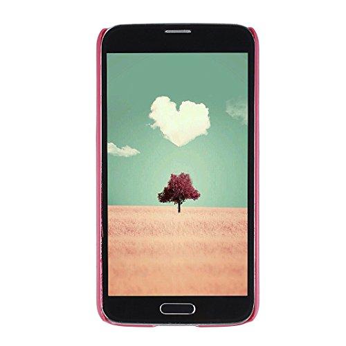 iPhone 5 Case, Per Apple iPhone 5 5S SE Cover, Asnlove Cover Custodia in Policardonato PC Cassa Ultra Slim 3D Bling Gliter Shinning Strass Coperture Del Telefono Di Flash Simbolo Di S Lucente Protetti Rosa
