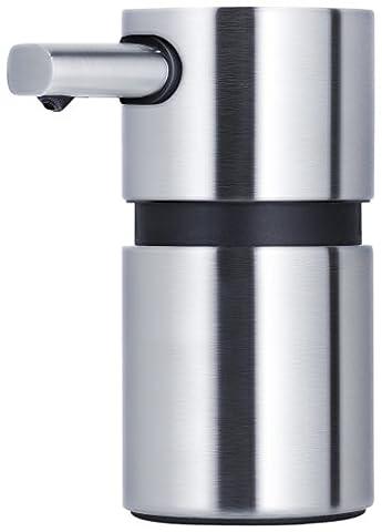 blomus 110 ml Stainless Steel Areo Matt Brushed Soap Dispenser