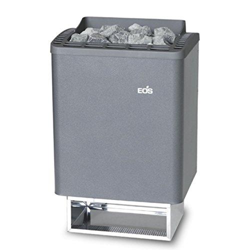 Eos Classic Saunaofen / Wandofen Thermo-Tec anthrazit-perleffekt 9,0 kW 94.5690