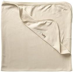 One Size , Beige : Lovedbaby Unisex-Baby Newborn Organic Swaddling Blanket