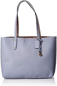 Coach Shoulder Bag for Women- Tan