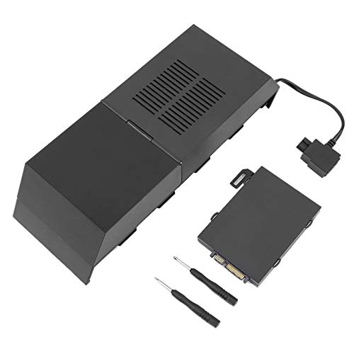 Preisvergleich Produktbild HDD Extender-Datenbank 3, 5-Zoll-HD-Upgrade-Dock für PlayStation 4 - Schwarz