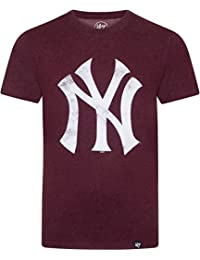 Amazon.it  yankee - Camicie e T-shirt sportive   Abbigliamento ... cd9feb1f05d6