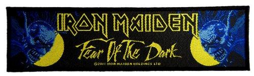 Unbekannt Iron Maiden-Fear of the Dark gewebter