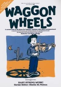 COLLEDGE K.H. - Waggon Wheels (Second Book) para Violin y Piano