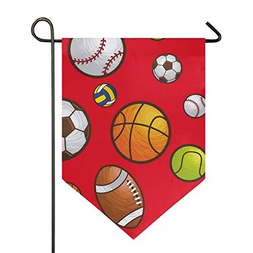 Ball Sport Bunte 28 x 40 Zoll (28