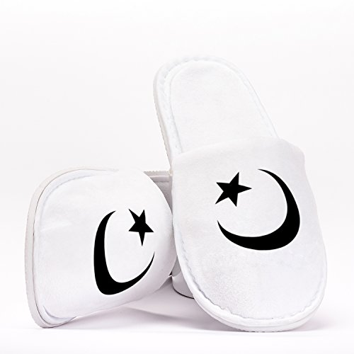 star-and-crescent-rotated-symbol-moon-and-sun-pantuflas-de-talla-unica