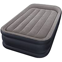 Intex L&G FR 64132 DELUXE REST BED Lit gonflable Vinyle 191 x 99 x 42 cm