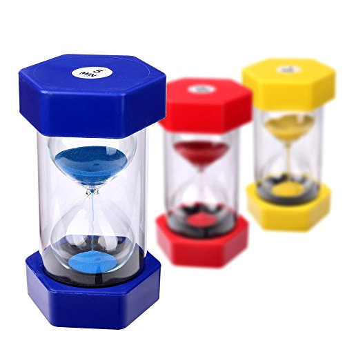 r 5 Minuten Sanduhren Sandclock Eieruhr Sand Uhr Zeituhr Kurzzeituhr Sanduhr ()