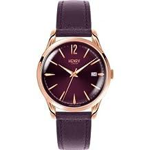 Henry londonhampstead - orologio - lila (Ricondizionato Certificato)