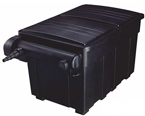 AQUAFORTE Plus Peigne Filtre 18000 avec 36 W UVC, max. Taille de bassin 18 m³, max. Débit 7,5 m³/h