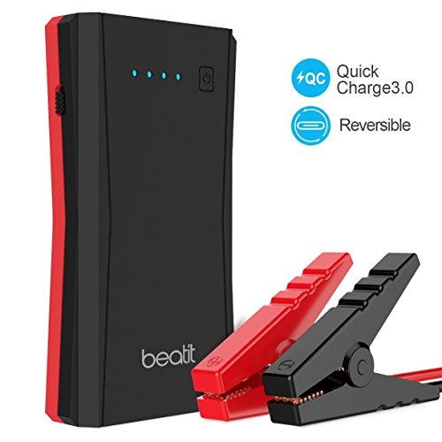 Beatit B10, avviatore di emergenza per batterie di auto da 10800 mAh: la recensione