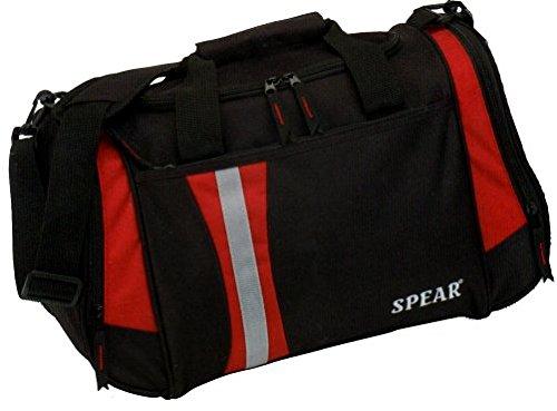 SPEAR® EASY 1072 Sporttasche Freizeittasche in 4 Farben 42 cm blau/grün/weiß