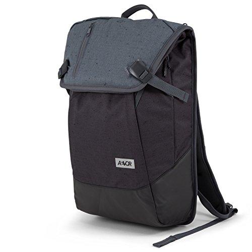 AEVOR Daypack Bichrome Night Rucksack für die Uni und Freizeit Inklusive Laptopfach und erweiterbar auf 28 Liter