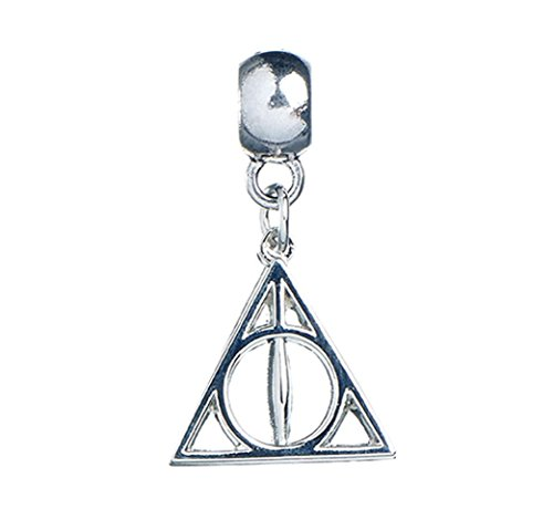 Price comparison product image Official Harry Potter Carat Shop Jewellery DEATHLY HALLOWS Charm Bead