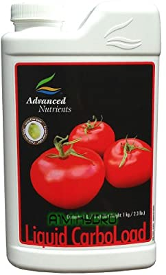 Advanced Nutrients Liquid Carboload 1 Litre Carbohydrates Additive Hydroponics from Advanced Nutrients