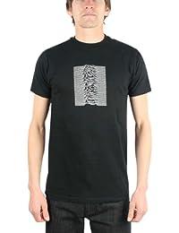 Joy Division Unknown Pleasures ajusté T-shirt Jersey