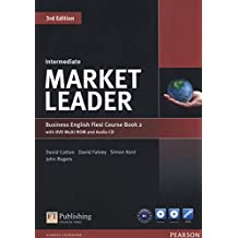 Market Leader Intermediate Flexi Course Book 2 Pack