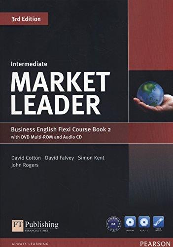 Market Leader Intermediate Flexi Course Book 2
