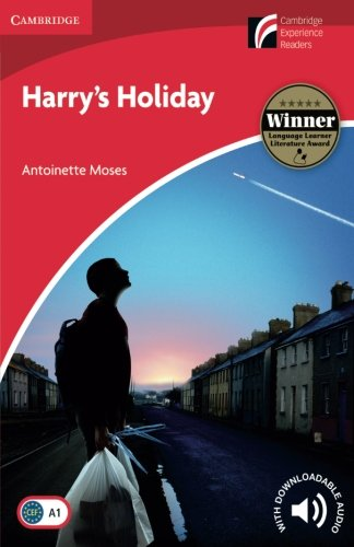 CDR1: Harry's Holiday Level 1 Beginner/Elementary (Cambridge Discovery Readers: Level 1) por Antoinette Moses