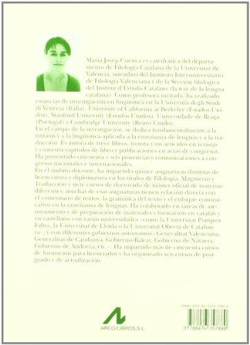Gramática del texto (Cuadernos de lengua española) leer libros online gratis en español