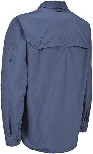 Trespass-Maglietta da uomo s Bonar Tp100 Airforce Blue