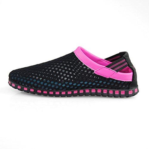 Paio di sandali di baotou/Scarpe uomo e donna/Casual pantofole-C Lunghezza piede=24.3CM(9.6Inch)