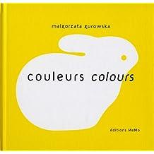 Couleurs : Edition bilingue français-anglais