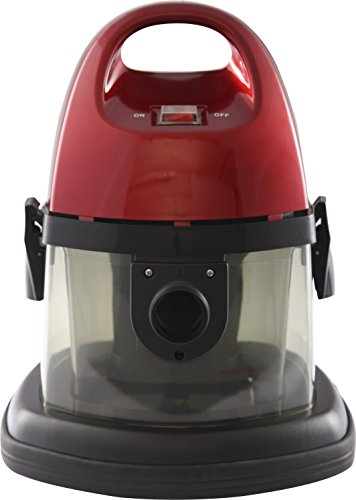 Eureka Forbes WD Mini 3-Litre Canister Vacuum Cleaner (Red/Black)
