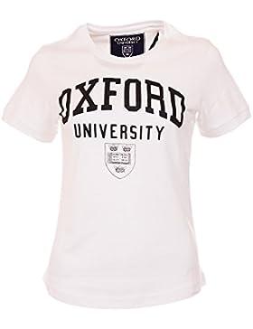 Producto oficial producto oficial de Oxford University camiseta de las mujeres
