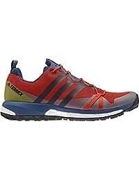 adidas Terrex Agravic, Zapatos de Senderismo para Hombre, Naranja (Arancione Energi/Azubas/Negbas), 44 EU