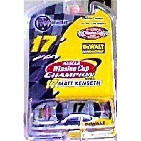 Motorworks 2003 Edition Nascar Winston Cup Champion: Matt Kenseth #17 1:64 by Walmart