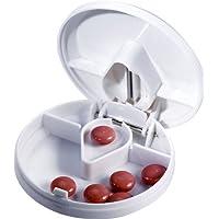 Tablettenteiler / Tablettendose rund preisvergleich bei billige-tabletten.eu