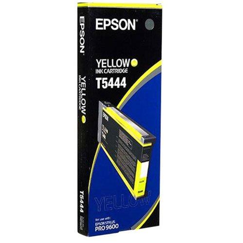 Epson T5444 Cartouche d'encre d'origine Jaune pigmenté T544400